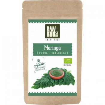 Moringa pudra ecologica (125 gr), RawBoost
