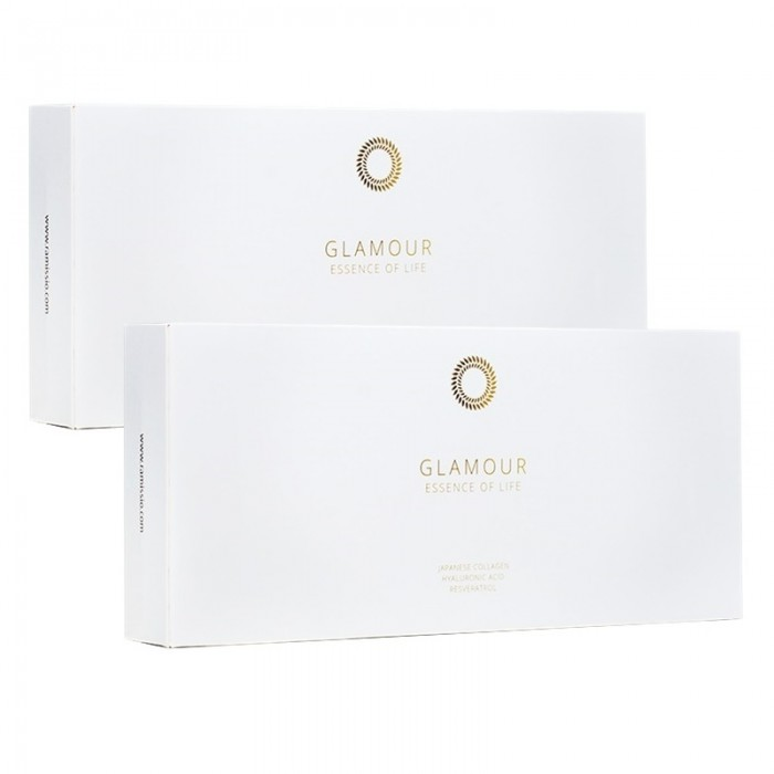 Economy Pack 2 x Ramissio Glamour (2x7 x50ml)