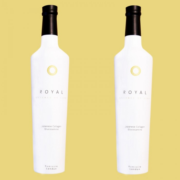 Duo Pack Ramissio Royal Colagen (500ml)