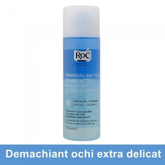 Demachiant de ochi cu dubla actiune (125 ml), Roc