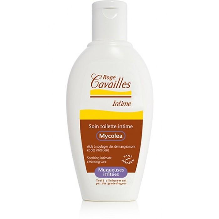 Mycolea Gel de igiena intima calmant pentru mucoase iritate (200 ml)