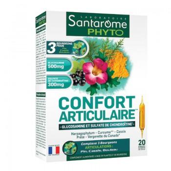 Confort Articular (20 fiole), Santarome