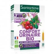 Confort Urinar Bio (20 fiole), Santarome