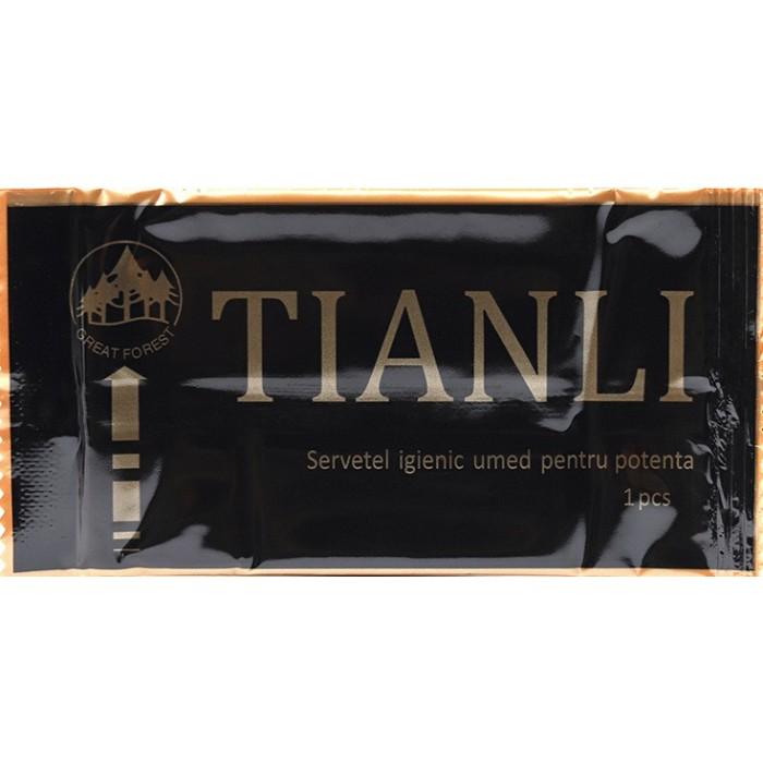 Tianli Servetele umede pentru potenta, Sanye Intercom