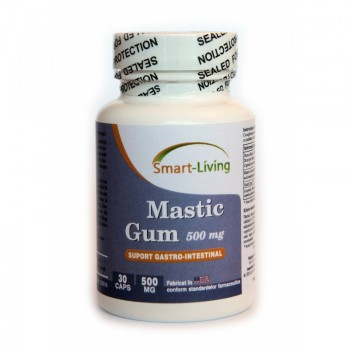 Mastic Gum 500mg (30 capsule), Smart Living