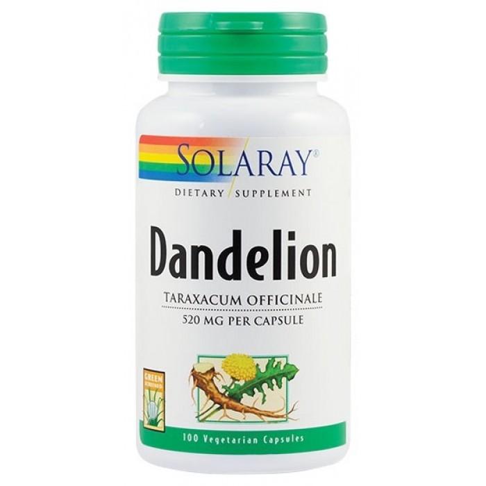 Dandelion (papadie) 520mg (100 capsule)
