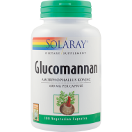 Glucomannan 600mg (100 capsule)