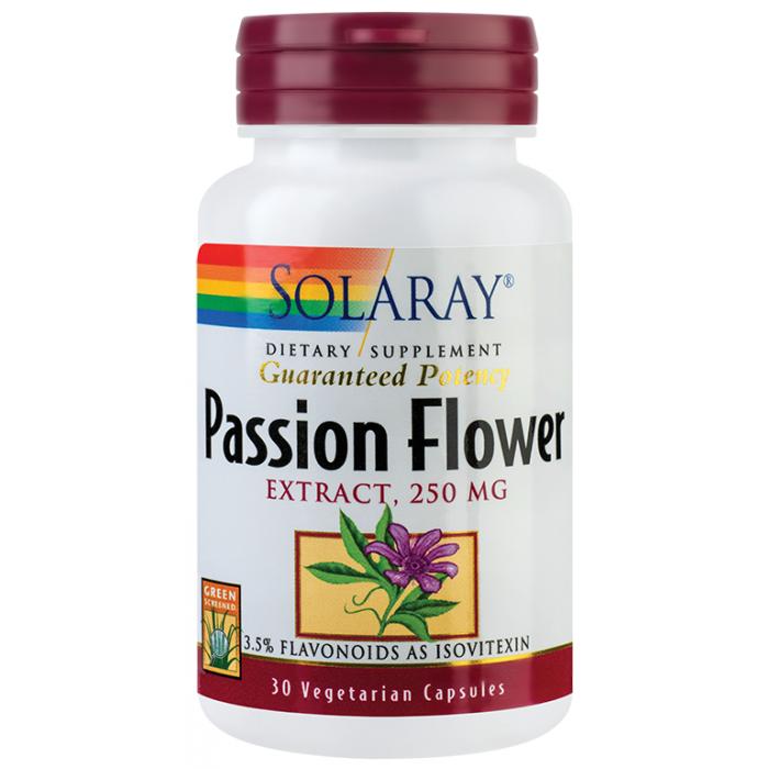 Passion Flower (floarea pasiunii) (30 capsule)