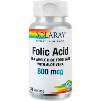Acid Folic 800 mcg (30 capsule)