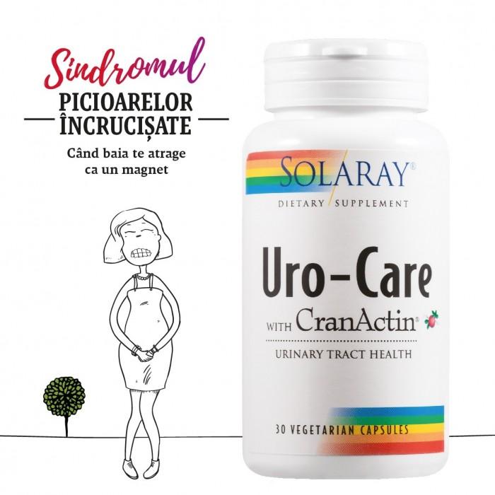 Uro-care with Cranactin (30 capsule vegetale)