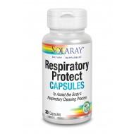 Respiratory Protect (30 capsule vegetale), Solaray