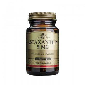 Astaxanthin 5mg (30 capsule), Solgar
