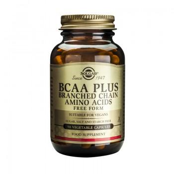 BCAA Plus (50 capsule), Solgar