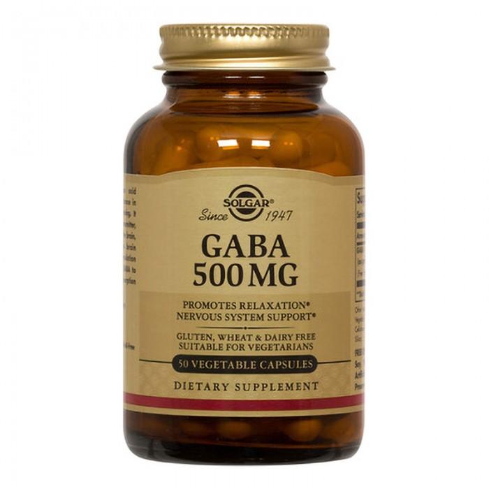 GABA 500mg (50 capsule)