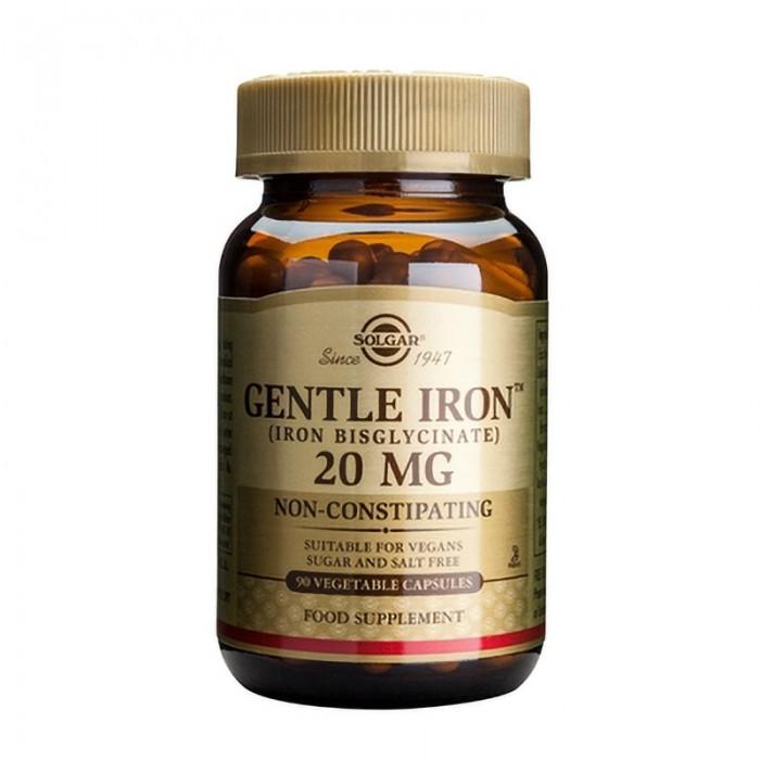 Gentle Iron 20mg (90 capsule)