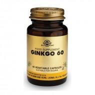 Ginkgo Biloba 60 (60 capsule), Solgar