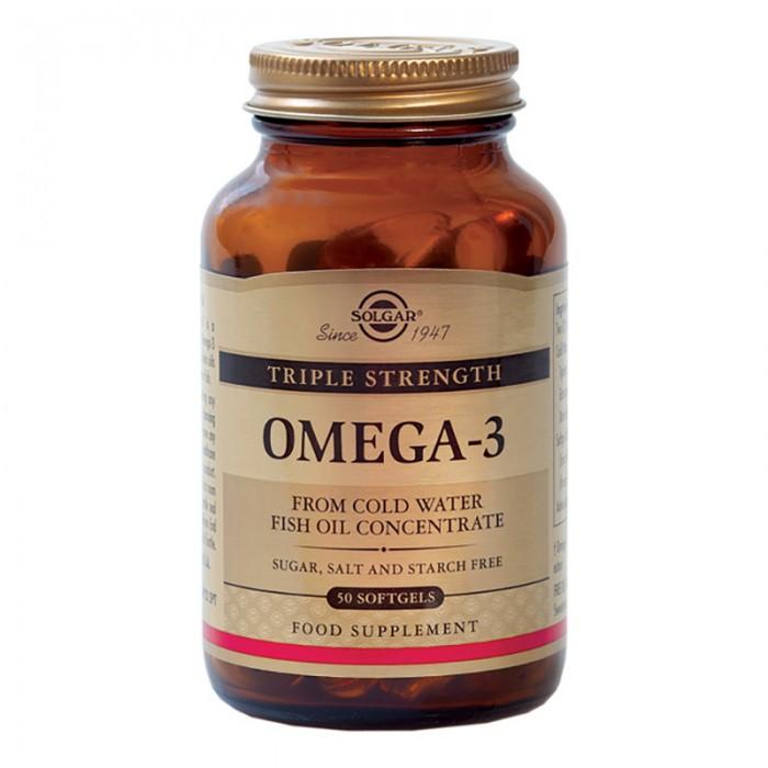 Omega-3 Triple Strength (50 capsule)