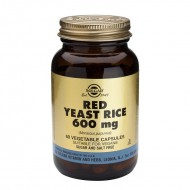 Red Yeast Rice(60 capsule), Solgar