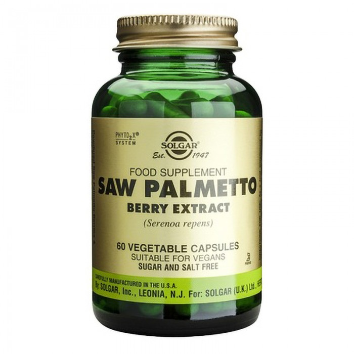 Saw Palmetto Berry Extract (60 capsule)