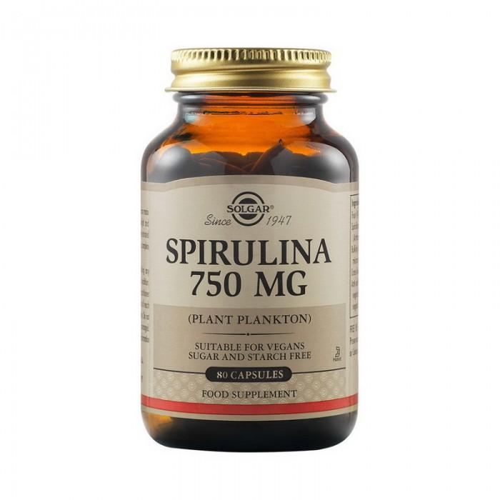 Spirulina 750mg (100 tablete)