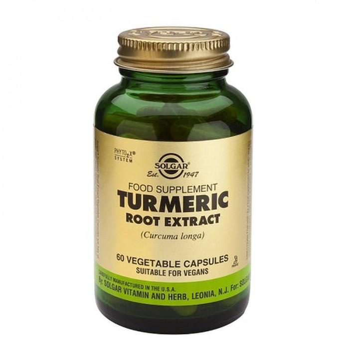 Turmeric Root Extract (60 capsule)