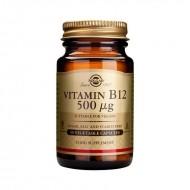 Vitamin B-12 500g (50 capsule), Solgar