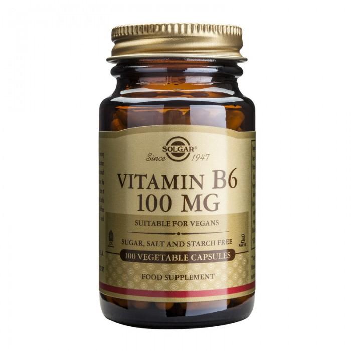Vitamin B-6 100mg (100 capsule)