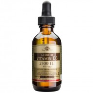 Vitamin D3 2500IU (59ml), Solgar