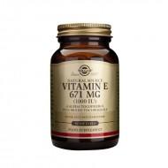 Vitamin E 1000IU (50 capsule), Solgar