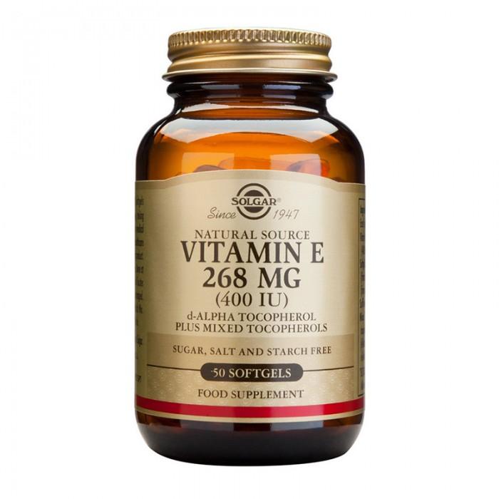 Vitamin E 400ui (50 capsule)