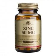 Zinc Gluconate 50mg (100 tablete), Solgar
