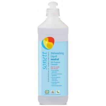 Detergent ecologic pentru spalat vase - neutru (1 L)