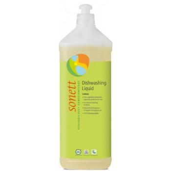 Detergent ecologic pentru spalat vase - lamaie (1 L)