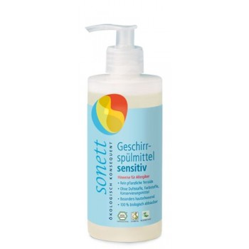 Detergent ecologic pentru spalat vase - neutru (300 ml)
