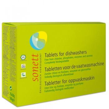 Tablete ecologice pentru masina de spalat vase (500 grame)