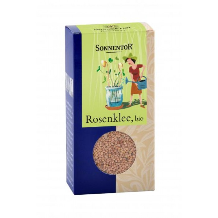 Seminte (germeni) trifoi incarnat eco (120 grame), Sonnentor