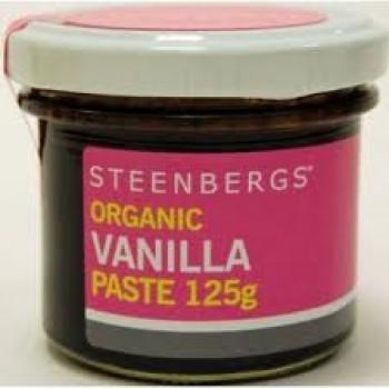Pasta de vanilie bio fairtrade (125 grame)