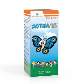 Astha 15 Sirop (200 ml), Sun Wave Pharma