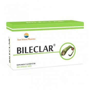 Bileclar (30 capsule), Sun Wave Pharma