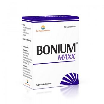 Bonium Maxx (30 comprimate), Sun Wave Pharma