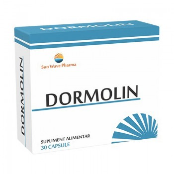 Dormolin (30 capsule), Sun Wave Pharma