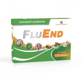 FluEnd (12 capsule), Sun Wave Pharma