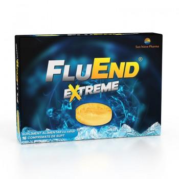 FluEnd Extreme (16 comprimate), Sun Wave Pharma