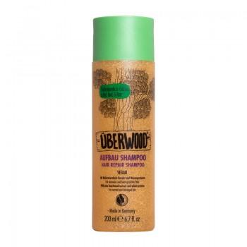 Sampon Hair Repair pentru par normal sau deteriorat (200 ml), Uberwood