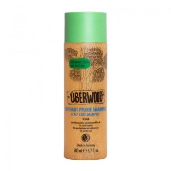 Sampon Scalp Care pentru scalp sensibil (200 ml), Uberwood