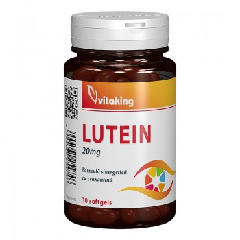 Luteina 20 mg (30 capsule), Vitaking