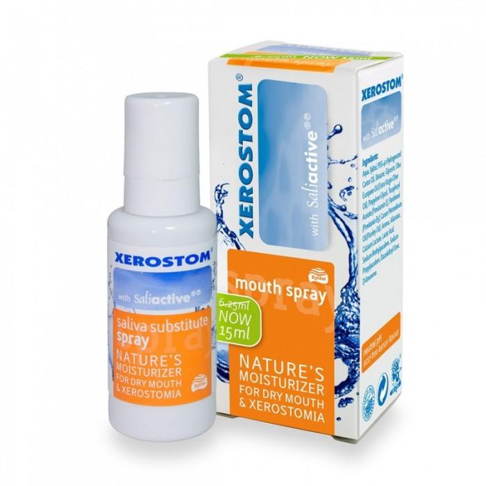 Spray gura uscata (15ml), Xerostom