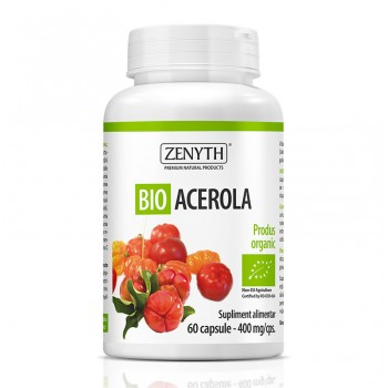 Bio Acerola 400 mg (60 capsule), Zenyth Pharmaceuticals