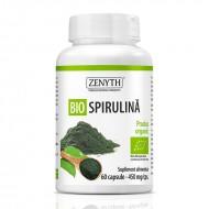 Bio Spirulina 450 mg (60 capsule), Zenyth Pharmaceuticals