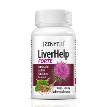 Liver Help Forte (30 capsule), Zenyth Pharmaceuticals